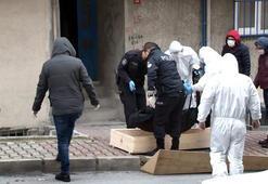 Son dakika | İstanbulda evinde ölü bulundu Corona önlemi...