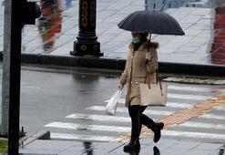 Son dakika I Türkiye serin ve yağışlı havanın etkisine girecek