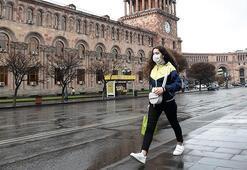 Ermenistanda corona virüs nedeniyle ilk ölüm