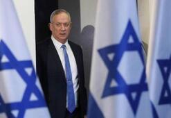 Netanyahunun rakibi Gantz gözünü karartı
