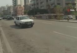 Lübnanda corona virüs nedeniyle kısmi sokağa çıkma yasağı