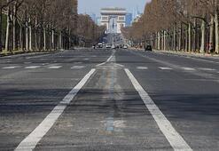 Son dakika | Fransada corona virüs kabusu Son 24 saatte 365 kişi hayatını kaybetti