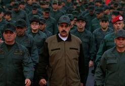 ABDden Maduroya uluslararası uyuşturucu kaçakçılığı suçlaması