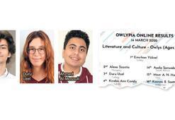 Marmara Koleji dünya birincisi