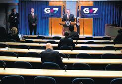 ABD'nin inadı G7'yi kilitledi