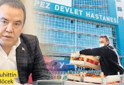 Antalya'da 2 ay su kesintisi yok