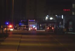 KKTCden getirilen 170 öğrenci ve 14 TIR şoförü Niğdede yurda yerleştirildi