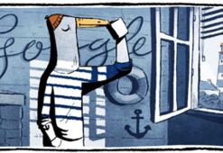 Çizgili Denizci Tişörtü niye doodle oldu Çizgili Denizci Tişörtü ile ne anlatmak isteniyor