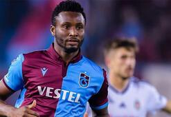 Trabzonspordan ayrıldı, Obi Mikel kulüp arıyor