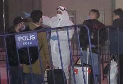 Son dakika... Polis kontrolünde İstanbuldan Boluya götürüldüler Corona karantinası...