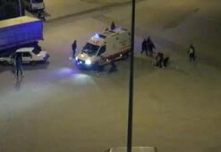Kaza sonrası 3 sağlık görevlisini darbeden 2 kişi serbest