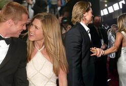 Brad Pitt ile Jennifer Aniston evleniyor mu