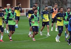 Fenerbahçede salgını sakatlık önledi