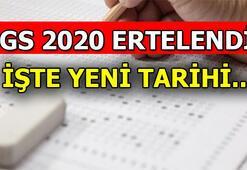 DGS 2020 sınavı ertelendi DGS yeni tarihi ne zaman, başvuruları ne zaman yapılacak