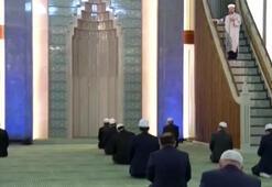 Son dakika haberler: İşte Türkiyede cuma namazı kılınan tek cami