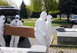 İspanyada tüyler ürperten rekor: Bir günde 769 ölü