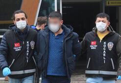 Tartıştıkları kişinin iş yerini kurşunlayan kuzenler tutuklandı