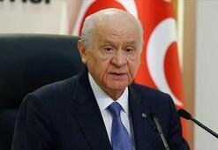 MHP lideri Bahçeliden corona virüs açıklaması