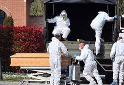 Son dakika haberi... İtalyada korkunç sayı Bir günde 969 kişi hayatını kaybetti