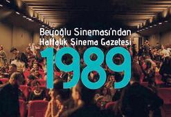 Beyoğlu Sineması'ndan haftalık gazete
