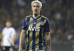 Fenerbahçeli Max Kruse çalışmalarını evde sürdürüyor