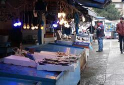 Karadenizde balık avı durdu, tezgahlarda çeşit azaldı