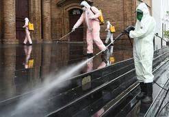 Son dakika: Corona virüs vakaları 600 bini aştı Son 24 saatte 64 bin 501 insana bulaştı