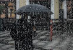Son dakika Meteoroloji açıkladı İstanbul için sarı uyarı...