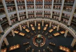 Cumhurbaşkanlığı Millet Kütüphanesine yoğun ilgi