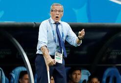 Oscar Tabarezin iş sözleşmesi askıya alındı