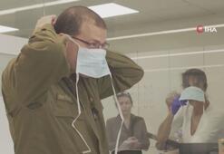 İsrailde corona virüs vaka sayısı 3 bin 619'a yükseldi