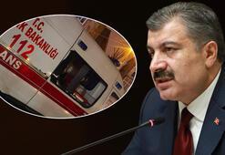 İstanbul'da corona virüs vakasına giden 112 ekibine dehşeti yaşattı Bakan 03:40ta telefona sarıldı
