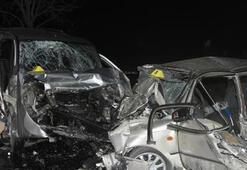 4 kişinin öldüğü kazada Adem de kurtarılamadı