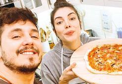Deniz Baysaldan ev yapımı pizza