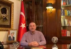 Bakan Çavuşoğlundan yurt dışındaki vatandaşlara videolu evde kalın çağrısı
