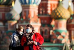 Rusya'da corona virüsü yasaklarına rağmen sokaklar boşalmadı