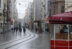 İstanbulun meydanları boş kaldı Tarihin en sakin pazarı