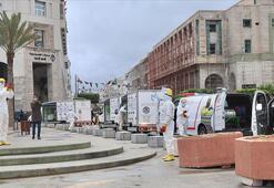 Libyada corona virüsü nedeniyle sokağa çıkma yasağı günde 17 saate çıkarıldı