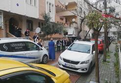 15 kişi yol kapatıp halay çekti