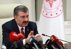 Son dakika haberleri: Sağlık Bakanı Koca corona virüsü son verilerini paylaştı