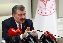 Sağlık Bakanı Kocadan corona virüs açıklaması: Can kaybı 131 oldu, toplam vaka sayısı da 9217ye yükseldi