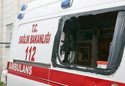 Ambulansı durdurup 112 çalışanlarına dehşeti yaşatmışlardı Karar verildi...