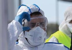 İsrailde corona virüs vaka sayısı 4 bini aştı