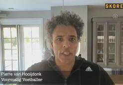 Pierre van Hooijdonktan Türkçe çağrı