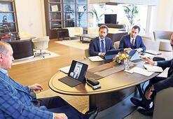 Telekonferans kabine toplantısı: Gündem koronavirüs