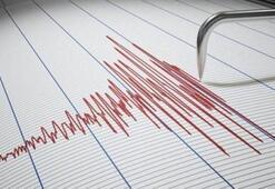 Son dakika haberi: Akdenizde korkutan deprem