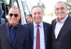 Son dakika | Galatasaraydan Abdurrahim Albayrak ve Fatih Terim açıklaması