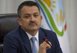 Bakan Pakdemirli açıkladı 2 milyon lira ödendi