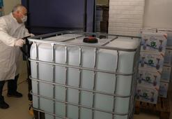Sabancı Holdingden 10 ton dezenfektan bağışı