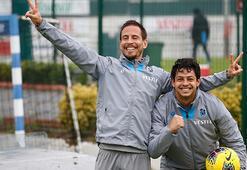 Pereira ve Guılherma 8 yıl sonra Trabzonspor'da buluşarak ortak oldular